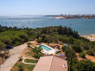 Photo for Villa Solo Real Pequenho is a stunning property set on a small private estate overlooking the magnif