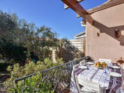 Photo for Vacation home Les Mimosanes in Bormes-les-Mimosas - 4 persons, 2 bedrooms