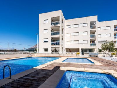 Photo for Apartment Arenal in Jávea/Xàbia - 6 persons, 3 bedrooms