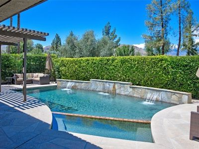 Photo for Private Pool Home in Gated Community in Rancho Mirage