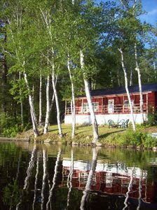 Photo for Charming Lakefront Cottage