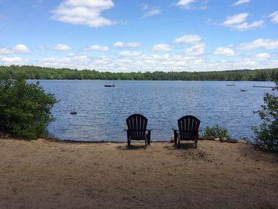 Photo for Charming Waterfront Home with Canoe & Paddle Boat - Close to North Conway
