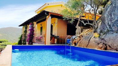 Photo for Spectacular Views of Beach and Sea at Torre delle Stelle
