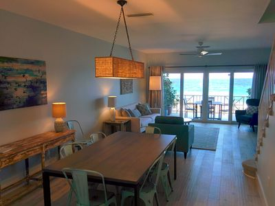 Photo for Oceanfront 3BR w/Amazing Views, Snorkeling and Shore Diving -- 5 mins to SMB!!