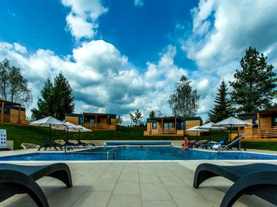 Photo for Mobile Home close to the National Park Plitvice Lakes