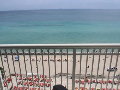 Photo for Million Dollar Ocean Beach View in Sunny Isles!