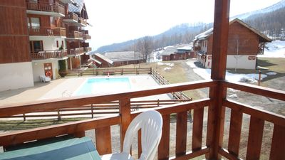 Photo for CH38PAE- CHALET TRIPLEX T5 - BALCONY - 8 PERS