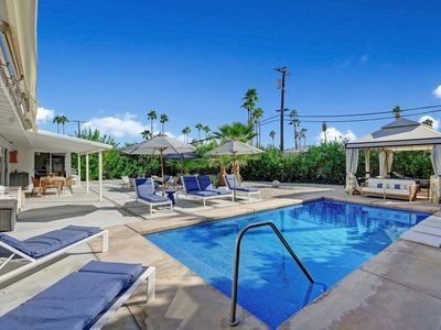Photo for Peaceful Oasis In Central Palm Springs