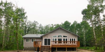 Photo for Beautiful Modern Cabin near lake in quiet community