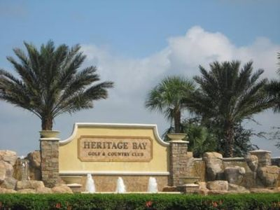 Welcome to Heritage Bay Golf & Country Club