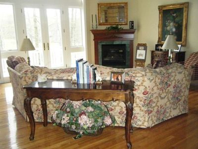 Photo for Outstanding home featuring golf course view, WiFi, BBQ, Pool table