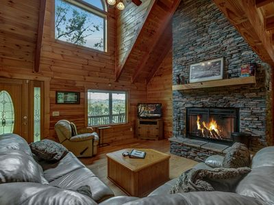 Photo for Excellent Location! Hot tub, Game Room, & Dual entertainment rooms!