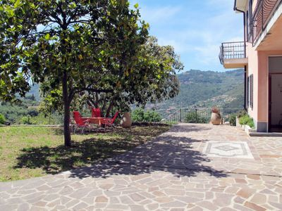 Photo for Apartment Agriturismo Costadoro (IMP522) in Imperia - 4 persons, 2 bedrooms