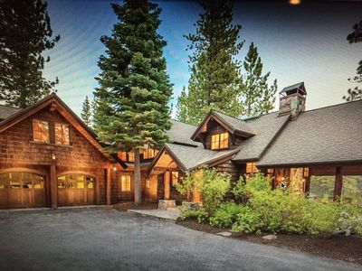 Photo for Beautiful Luxury Tahoe House - Lahontan Gated Community