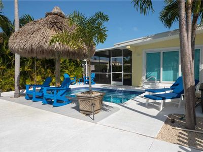 Photo for Renovated, Private Pool, Canal & Cabana Club Access!