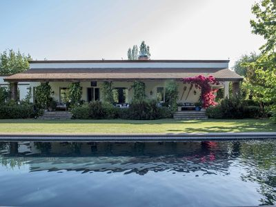 Ideal Luxury house in the Chilean wine valley