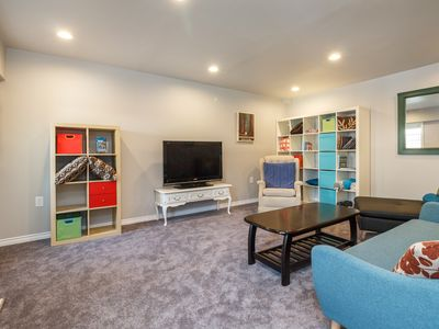 Photo for Kid Friendly 2 Bedroom Private Suite - Licensed