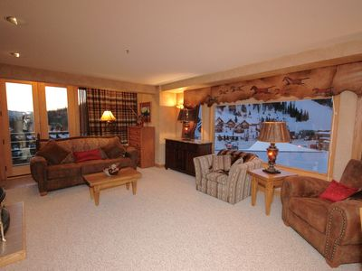 Photo for LAST MIN SPECIAL! Ski-in/Out, Spectacular Views, Pool, Hot Tub, Mountain Village