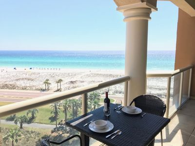 Fabulous unobstructed Gulf views!