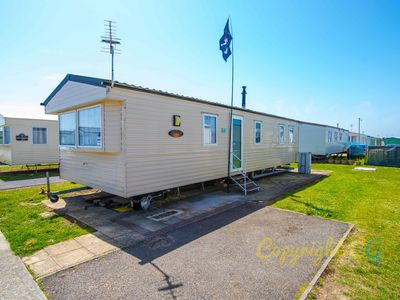 Photo for SP66 - 3B - Willerby Sunset -  a caravan that sleeps 8 guests  in 3 bedrooms