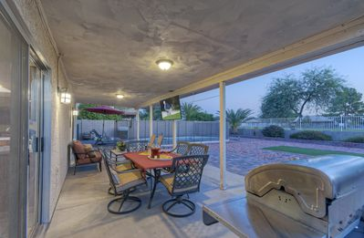 Photo for Gorgeous Home on Painted Mt Golf Course; Private Pool with Option to Heat