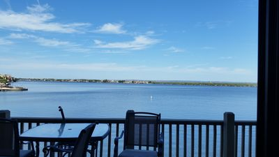 Photo for Beautiful Waterfront Townhome Near Yacht Club On Lake Lbj - Private Docks