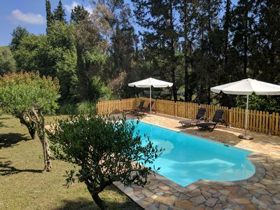 Photo for Excellent value, beautiful private villa with pool, well located.