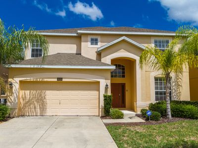 Photo for Modern Bargains - Watersong - Amazing Relaxing 6 Beds 4.5 Baths Villa - 9 Miles To Disney