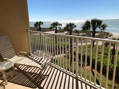 Photo for NEWLY REMODELED OCEAN VIEW, BEACH SIDE CONDO FOR MONTHLY RENT