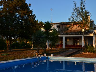 Photo for Rural Villa with wonderful views