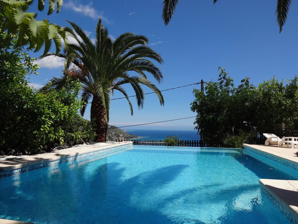 Villa Ba Na B B 3 Suite For 2 With Pool Homeaway Menton