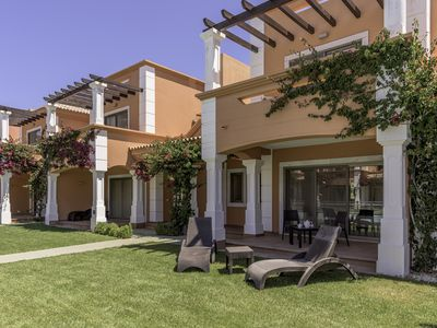 Photo for Tavira Lux House apartment in Tavira with WiFi, private parking, shared terrace, shared garden & ba…