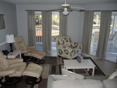 Photo for Family Friendly 2 bedroom, 2 bath, with great resort amenities(2906M)