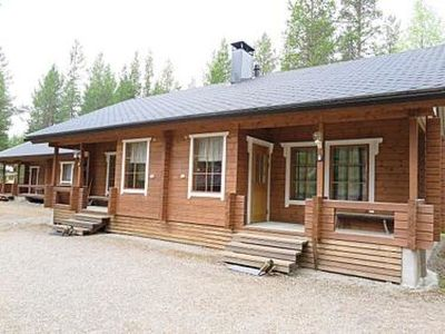Photo for Vacation home Aslakit b  in Kittilä, Lappi - 6 persons, 2 bedrooms