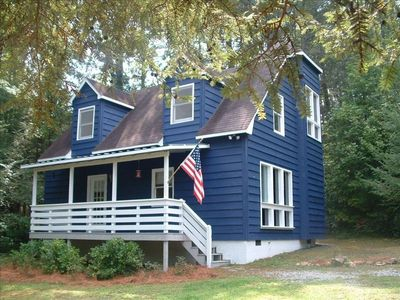 Photo for 2BR Cottage Vacation Rental in Pickens, South Carolina