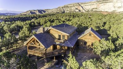 Photo for *Reserve on Airbnb*East Zion, Bryce and Grand Canyons all from Sugar Knoll Lodge