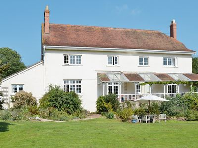 Photo for 6BR House Vacation Rental in Rodhuish, near Minehead