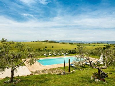 Photo for Casa Farina rustic country house in Cortona ideal for family and groups