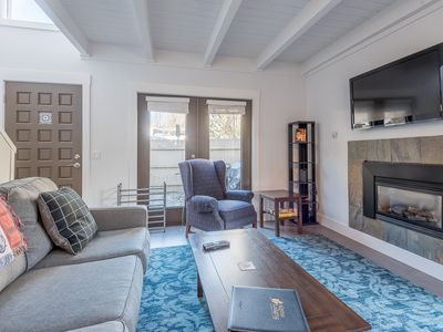 Photo for New Listing! On Bus Route For Access to Ski Lifts and Downtown