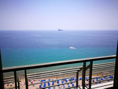 Photo for Beach of Levante. Oceanfront