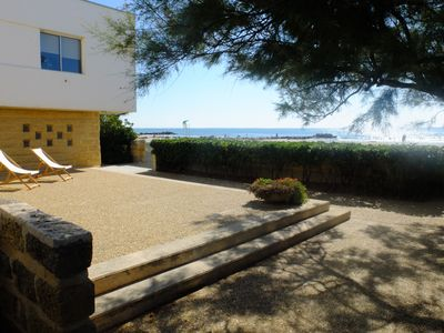 Photo for Architect-designed house on the beach in Palavas