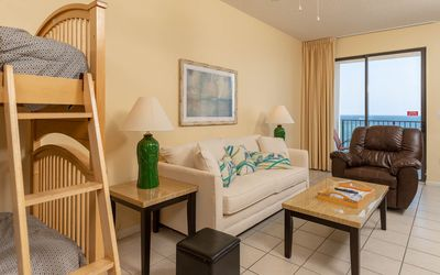 Photo for GULF FRONT! ~ Phoenix East II ~ One Bedroom Condo 2142