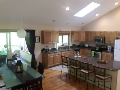 Photo for Private Pocono Getaway in Wooded Setting