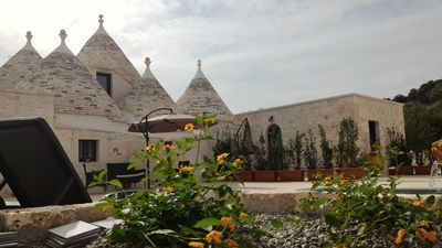 Photo for Trullo Cardinale holiday home
