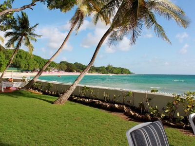 Photo for Fantastic location on Sandy Lane Beach *Great offers please enquire*