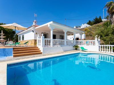 Photo for Villa Torrox Heights, with private Pool, Terrace and Views