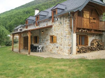 Photo for Gite Balaguères, 3 bedrooms, 6 persons