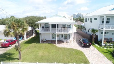 Photo for Spectacular  New Vacation  Rental steps to the ocean & Flagler Ave 3 BR/3 Baths