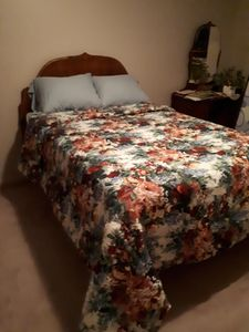 Photo for Brand-new Double Bed and Box Spring!! --- Homeshare!