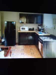 Photo for Cozy 1 bedroom studio apt with private entrance located near center of island.